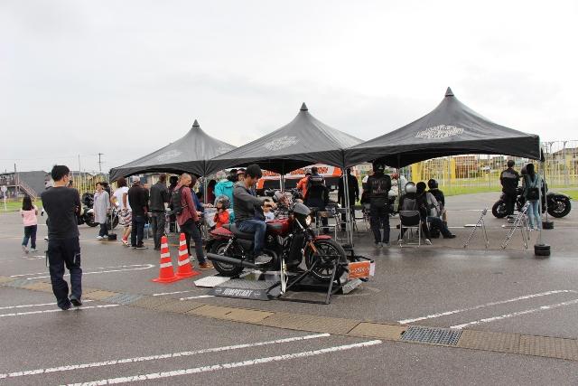 ツーリング中止のお知らせ×富山自動車学校試乗会レポ